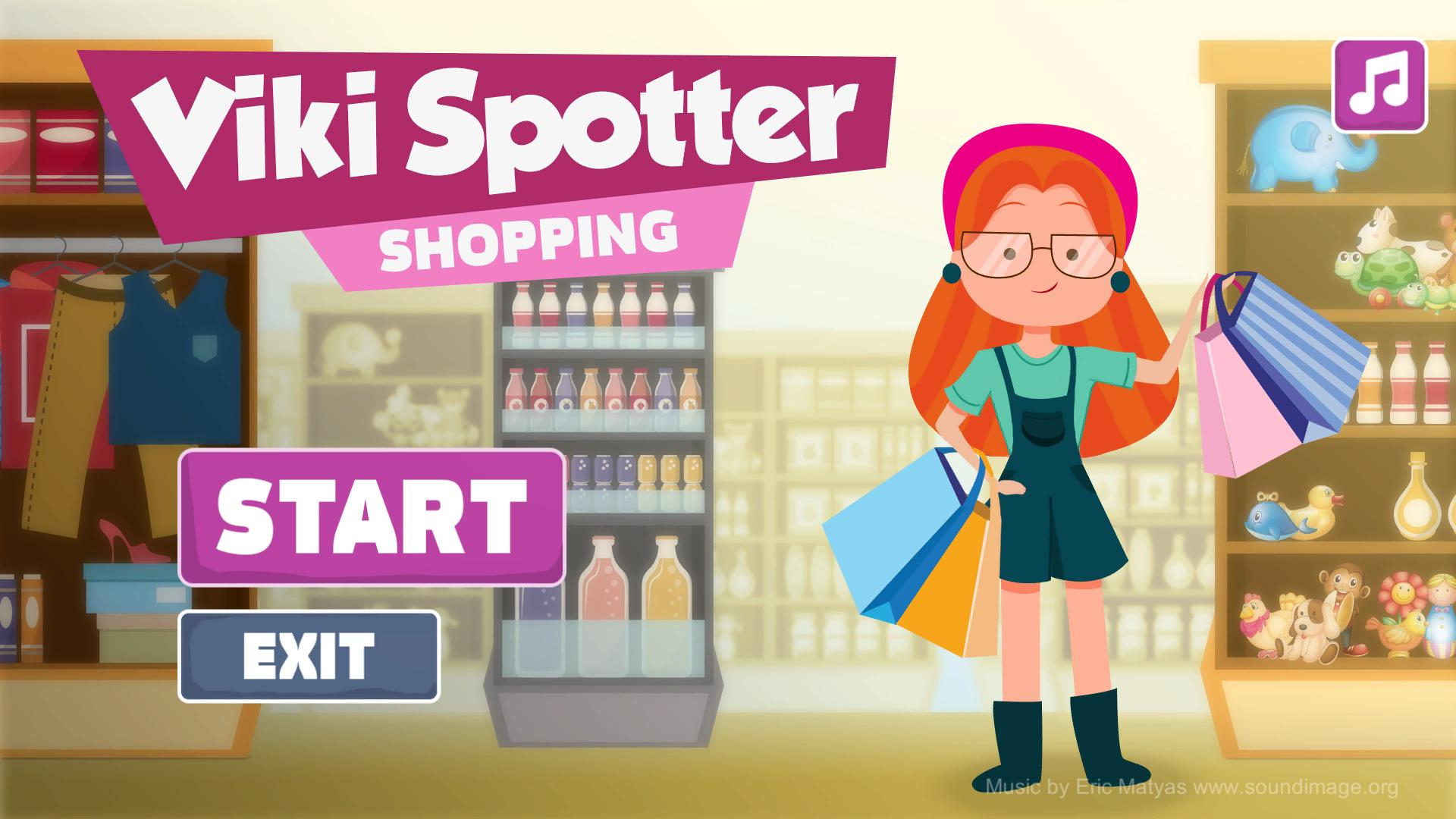 Viki Spotter: Shopping